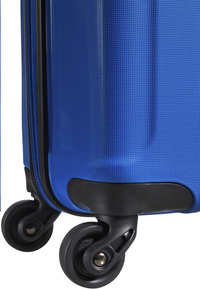 American Tourister Harde reistrolley Waverider Spinner cool blue 75 cm-Onderkant