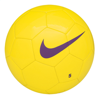 Nike ballon de football Team Training jaune taille 5