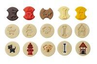Chef'n Koekjesstempel Dogs - 5 stuks-Artikeldetail