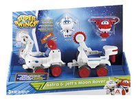 Véhicules Super Wings Astra & Jett's Moon Rover-Avant