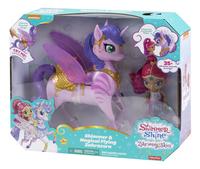 Fisher-Price Shimmer & Shine Magical Flying Zahracorn + Shimmer-Rechterzijde