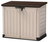 Keter Coffre de rangement Store it out MAX beige/brun