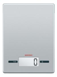Soehnle Digitale keukenweegschaal Vita zilvergrijs
