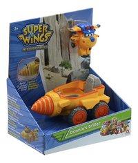 Véhicule  Super Wings Donnie's Driller-Côté gauche