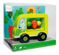 Scratch Europe Mijn eerste auto met konijn-Rechterzijde