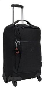 Kipling valise souple Darcey True Black 55 cm-Côté gauche