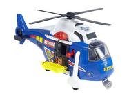 DreamLand hélicoptère de sauvetage-commercieel beeld