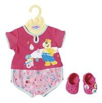 be6069fdfb5 BABY born kledijset Pyjama en schoenen