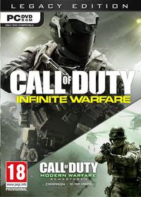 Pc Call of Duty:  Infinite Warfare Legacy ENG-Vooraanzicht