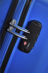 American Tourister Harde reistrolley Waverider Spinner cool blue 75 cm-Artikeldetail