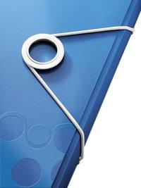 Leitz farde à élastique A4 WOW bleu-Détail de l'article