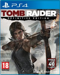 PS4 Tomb Raider Édition Définitive FR/ANG