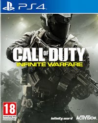 PS4 Call of Duty: Infinite Warfare ENG/FR-Vooraanzicht