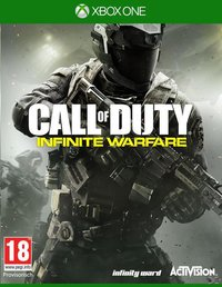 XBOX One Call of Duty: Infinite Warfare ENG/FR-Vooraanzicht