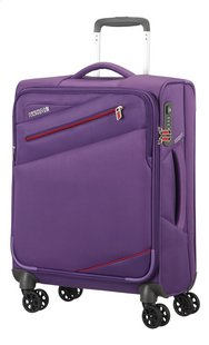American Tourister Valise souple Pikes Peak Spinner moonrise purple 55 cm-Avant