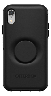 Otterbox cover Otter + Pop Symmetry Series Case voor iPhone Xr Black-Achteraanzicht