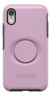 Otterbox cover Otter + Pop Symmetry Series Case voor iPhone Xr Mauveolous-Achteraanzicht