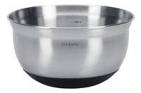 Brabantia bol mélangeur 1 l acier mat