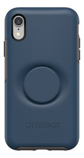 Otterbox cover Otter + Pop Symmetry Series Case voor iPhone Xr Go To Blue-Achteraanzicht