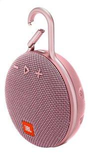 JBL haut-parleur Bluetooth Clip 3 rose-Côté droit