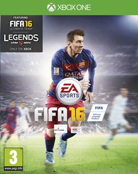 XBOX One FIFA 16 FR/NL-Détail de l'article
