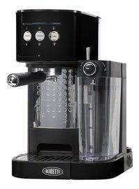 Boretti Espressomachine B400 zwart-Rechterzijde