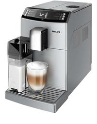Philips Volautomatische espressomachine 3100 Series EP3551/10 zilver-Rechterzijde