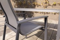 Suns Blue Chaise de jardin Modeo anthracite-Image 3