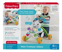 Fisher-Price Mon Trotteur Zèbre Parlant