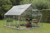 ACD serre Intro Grow Oliver 9.9 m² aluminium-Image 1