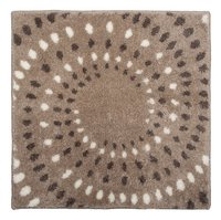 Floris tapis de bain Spray sable 60 x 60 cm