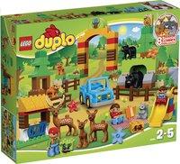 LEGO DUPLO 10584 Le parc de la forêt-Avant