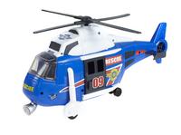 DreamLand reddingshelikopter-Vooraanzicht