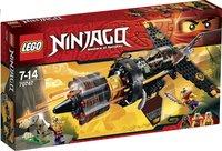 LEGO Ninjago 70747 Le jet multi-missiles