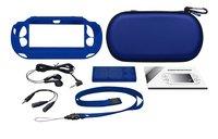 bigben Essential Pack voor PS Vita Slim blauw