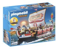 Playmobil History 5390 Galère romaine-Avant