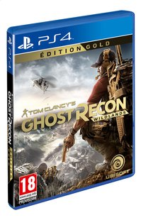 PS4 Tom Clancy's Ghost Recon: Wildlands Gold Edition FR/ANG-Côté gauche