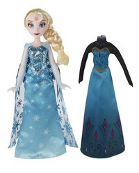 Mannequinpop Disney Frozen Elsa met extra jurk-commercieel beeld