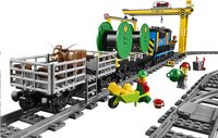 LEGO City 60052 Le train de marchandises-Image 3