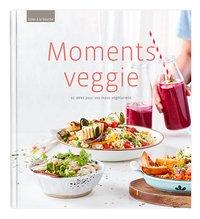 Livre de cuisine Colruyt L'eau à la bouche - Moments veggie-Avant