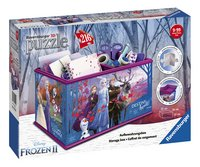 Ravensburger 3D-puzzel Girly Girl Disney Frozen II Opbergdoos-Linkerzijde