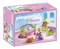 Playmobil Princess 6852 Slaapkamer van de prinses-Vooraanzicht