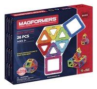 Magformers Basic Set Line 26 stuks-Linkerzijde