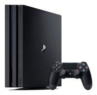 PS4 Pro console 1To noir