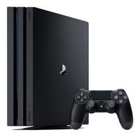 PS4 Pro console 1TB zwart
