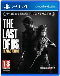 PS4 The Last of Us Remastered FR/ANG