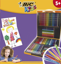 Bic set de coloriage Coloring Box