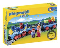 Playmobil 1.2.3 6880 Sterrentrein met passagiers