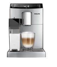 Philips Volautomatische espressomachine 3100 Series EP3551/10 zilver-Vooraanzicht