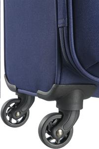 American Tourister Zachte reistrolley Funshine Spinner orion blue 66 cm-Onderkant